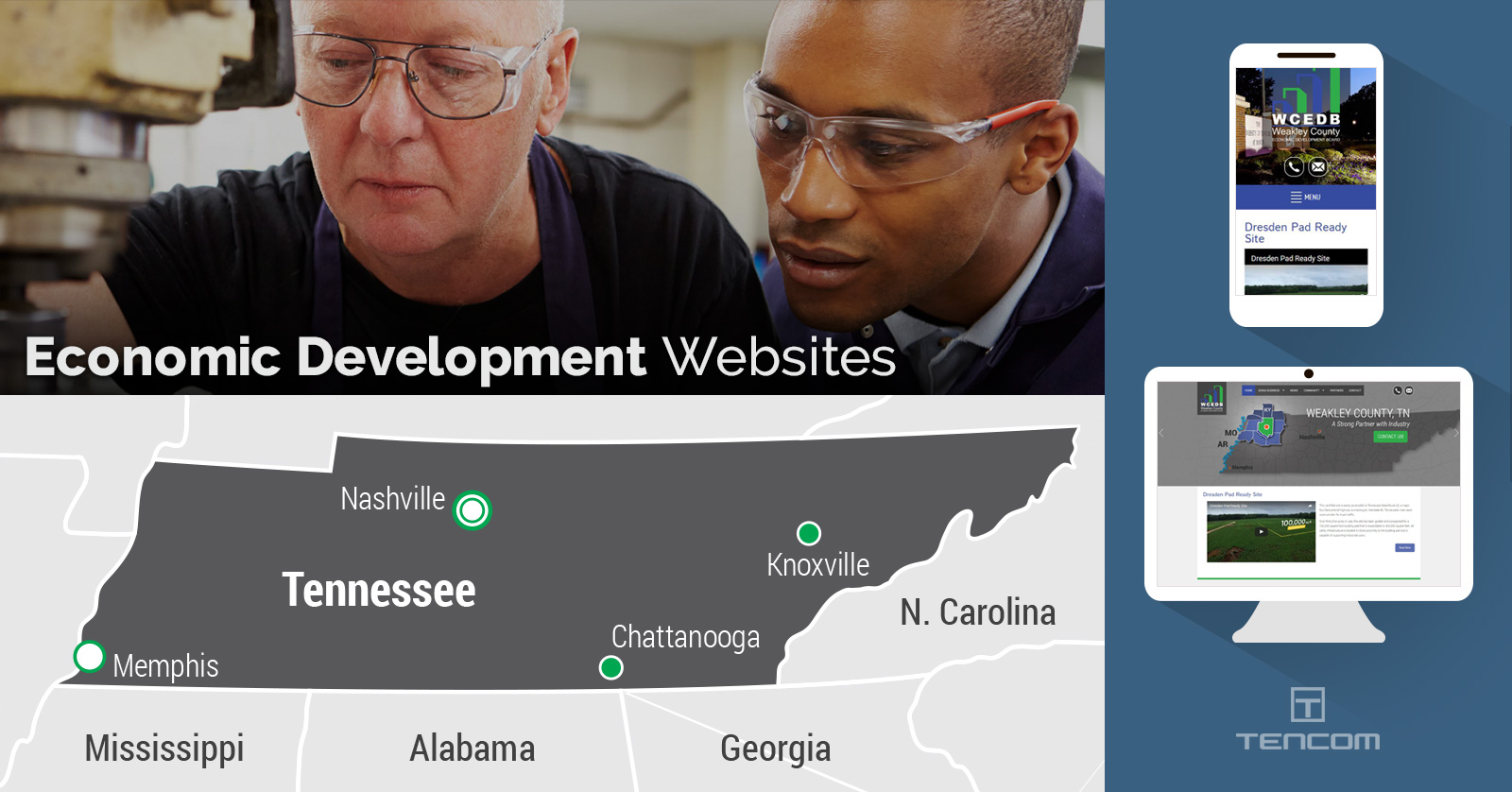 Economic Development Websites