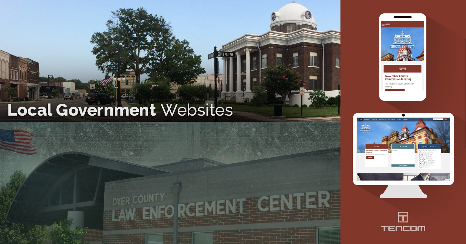 Local Governments Websites
